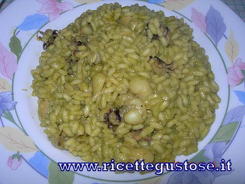Risotto asparagi e seppioline ricette risotti ricette for Ricette risotti veloci
