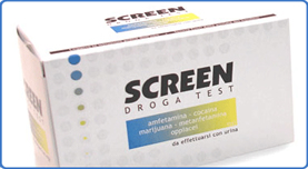 Test Antidroga Farmacia - Screen Droga Test