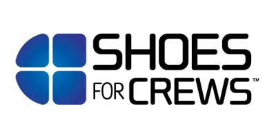 Logo Shoes for crews