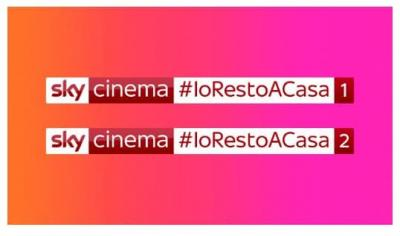 sky cinema #iorestoacasa