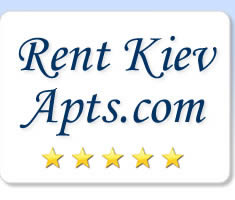 Logo agenzia italiana Rent Kiev Apartments a Kiev