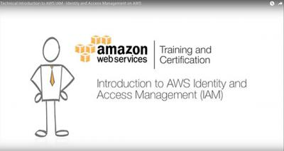 Identity and Access Management Amazon AWS