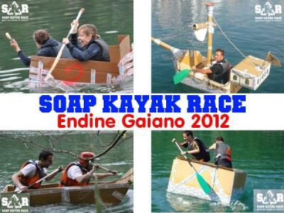 soap kayak race 2012 endine gaiano