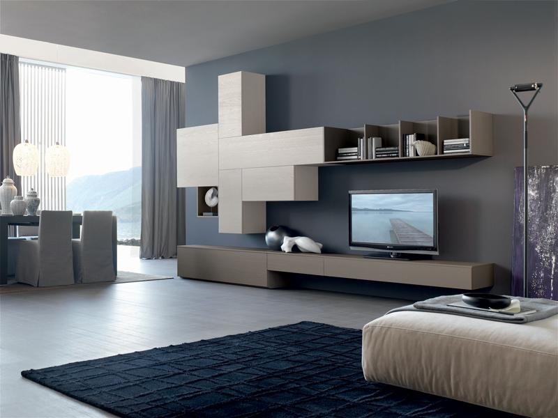 ... roma + mobili zona giorno moderni + pareti attrezzate moderne roma