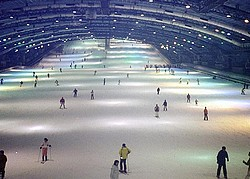 Dubai Ski indoor