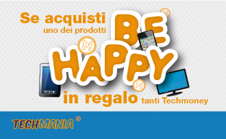 Be Happy con Techmania