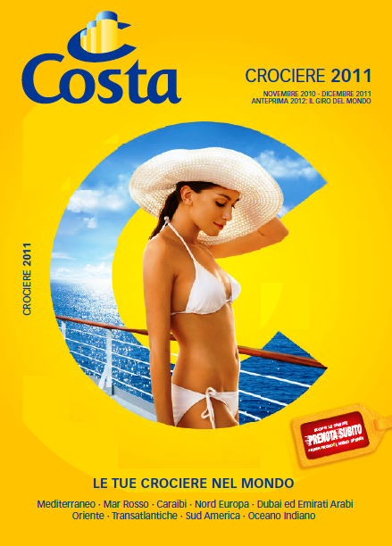 Catalogo Costa Crociere 2011