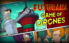 Futurama game of drones gamer quest